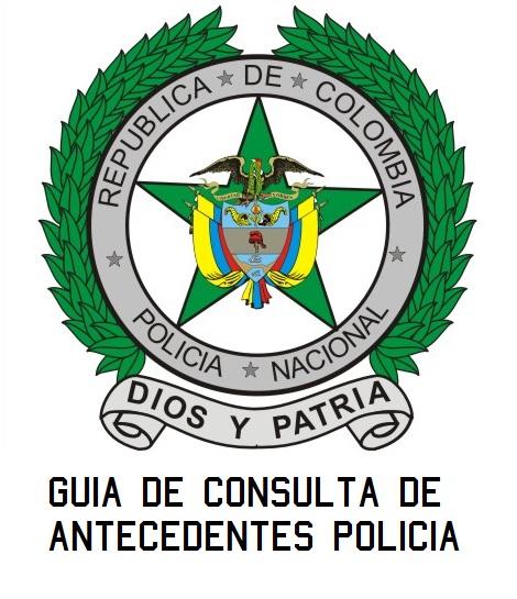 Consulta antecedentes de Policía