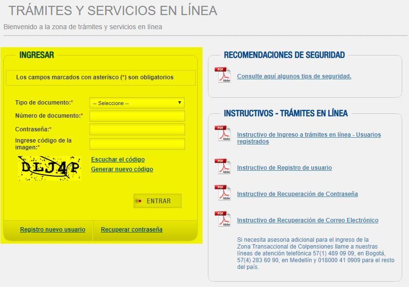 C:\Users\Fernando\Desktop\Ingresar en Colpensiones
