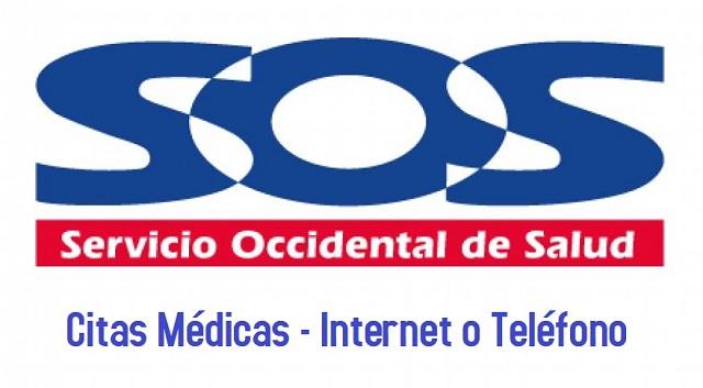 Citas médicas SOS