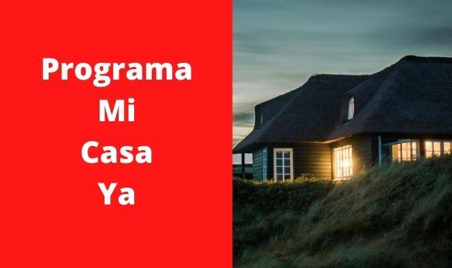 Mi Casa Ya