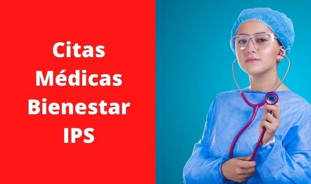 Citas médicas BIENESTAR IPS