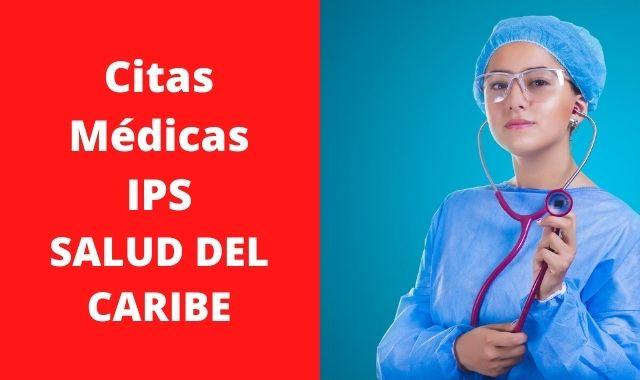 Citas médicas IPS SALUD DEL CARIBE