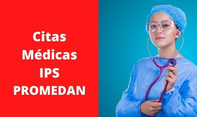 Citas médicas PROMEDAN IPS